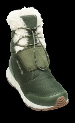 ZERO°C barnestøvlett grønn 10009 | Skoringen