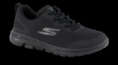 Skechers sneaker sort 124011