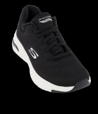 Skechers sneaker sort 128044 | Skoringen