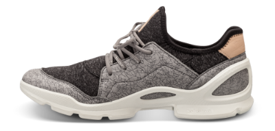 Sort Ecco sneakers Sneakers Gr? Gr? Sort sneakers fra ECCO