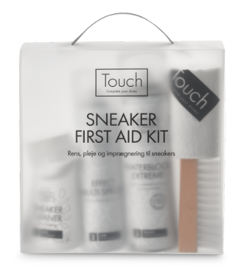 Touch Shoe & Sneaker Cleaner Kit